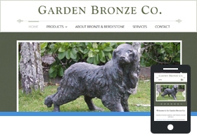 Garden - Responsive Website by Ascona